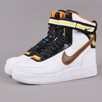 Nike Air Force One HI SP Tisci DS white / baroque brown