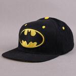 Addict Marvel Batman Classic Cap černá / žlutá