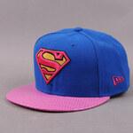 New Era Official Power Supergirl modrá / růžová