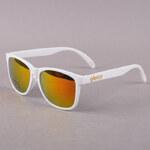 Glassy Deric bílé / žluté