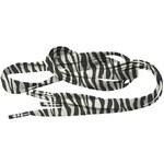 MD Tube Laces Special Flat 140 Zebra bílé / černé