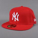 New Era MLB Basic NY červená / bílá