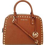 Michael Kors velká kožená kabelka saffiano luggage