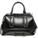 Černá kabelka kufřík Fiorelli