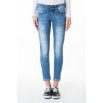 Tally Weijl Blue Midwash Skinny Jeans
