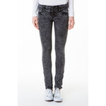 Tally Weijl Grey Denim Skinny Jeans