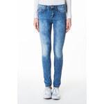 Tally Weijl Mid-Wash Low Waist Skinny Jeans