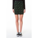 "Tally Weijl Black ""Hash"" Print Bodycon Skirt"