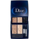 Dior Paleta očních stínů 3 Couleurs Glow 5,5 g 551 Ivory Glow
