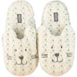 Dámské fialovo-šedé pantofle Flip Flops EUR36/37
