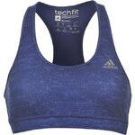 adidas TF Bra Lds 51 Purple/Print 6 (XS)