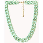 Forever 21 Sweet Thing Chain Necklace
