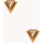 Forever 21 The Right Way Rhinestone Studs