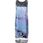 Preen by Thornton Bregazzi Floral Print Midi-Dress