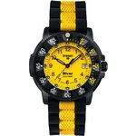 Traser Lady Diver Silicone Black-Yellow
