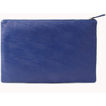 Forever 21 Classic Midsize Faux Leather Clutch