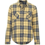 Topshop Checked Shirt