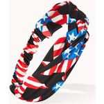 Forever 21 Patriotic Knotted Headwrap