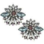 Tally Weijl Silver Embellished Earrings