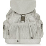 Topshop Perforated Backpack