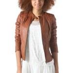 Promod Leather jacket