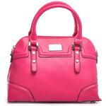 DAVID JONES Přepychová růžová kabelka - PK249