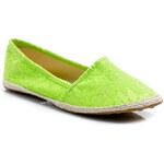 VICES Kouzelné zelené baleríny - Y372GR