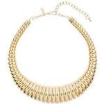 Topshop Spiral-Collier - Gold