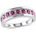 Stříbrný prsten se Zirkony Ag925 Passion vigoureuse