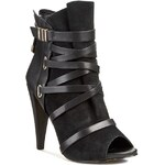 Polobotky GUESS - Candie FL1CND SUE19 BLACK