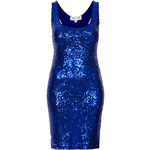 Topshop **Sequin Open Back Dress by WYLDR