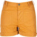 See by Chloé Cotton High-Waisted Shorts