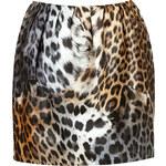 Just Cavalli Animal Print Mini-Skirt