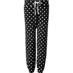3.1 Phillip Lim Cotton Polka Dot Sweatpants