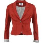 Červený blazer Vero Moda