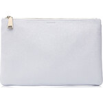 Jil Sander Large Leather Envelope Clutch