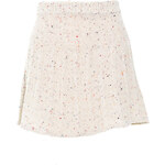 Terranova Elasticated mini-skirt