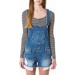 Tally Weijl Blue Denim Short Dungaree's