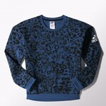 adidas Performance T COZY SWEAT PR S19194 VISBLU S