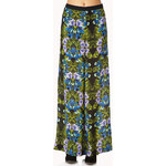 Forever 21 Tropical Wide Leg Pants