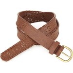 Marks and Spencer Per Una Square Buckle Cut-Out Belt
