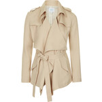 Topshop **Hilfie Waterfall Jacket by Jovonna
