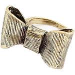 ROMWE Bowknot Ring