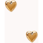 Forever 21 Heart Stud Set