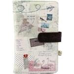 Velká peněženka Bon Voyage od Disaster Designs