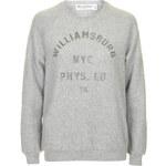 Topshop Williamsburg Sweatshirt by Project Social T