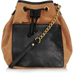 Topshop Pouch Pocket Drawstring Bag