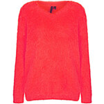 Topshop Brushed Mohair Jumper by Boutique