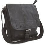 Černá pánská taška Enrico Benetti 54319 černá