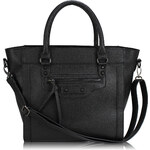 LS Fashion Kabelka L&S fashion LS00142 II jakost černá
